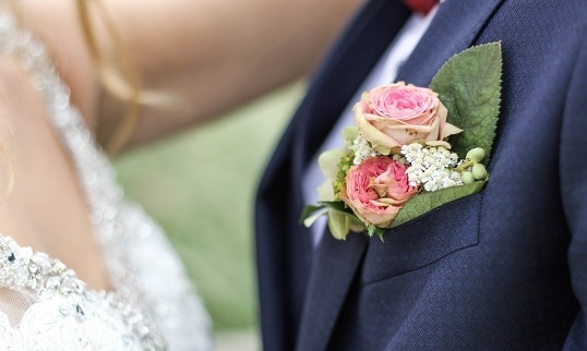 Fiori sposo