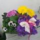 fiori misti primaverili